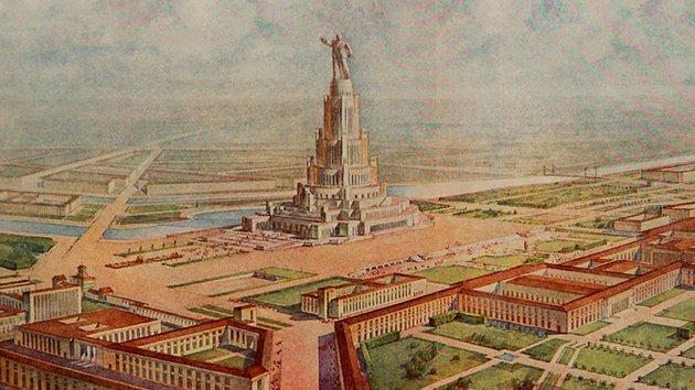 palace soviets