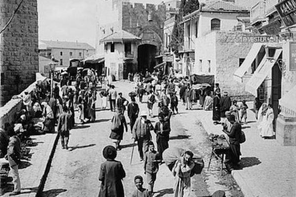 palestin sebelum perang sekitar tahun 1930 191