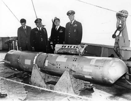 palomares insiden bom nuklear atom