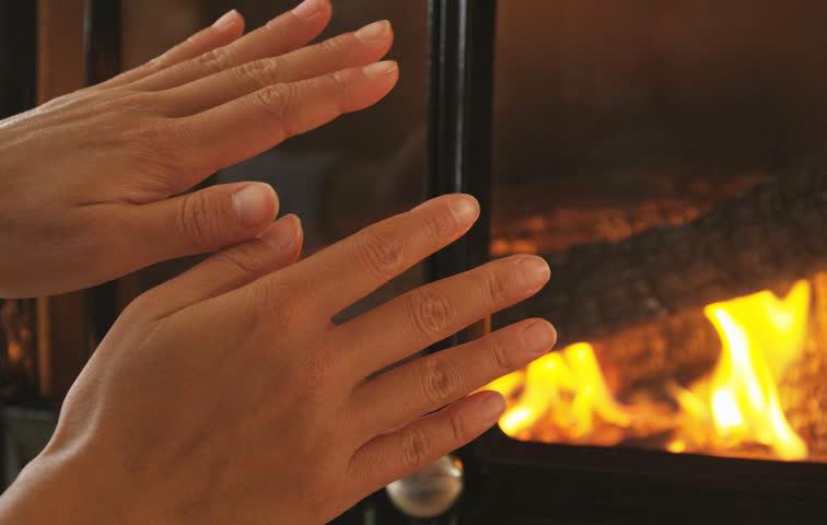panaskan tangan