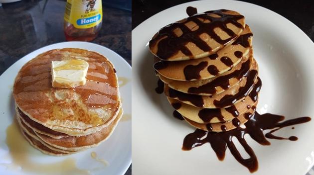Resepi Pancake Atau Lempeng Super Gebu Iluminasi