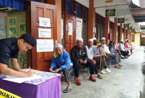 panduan dan cara mengundi pilihan raya umum 2 705