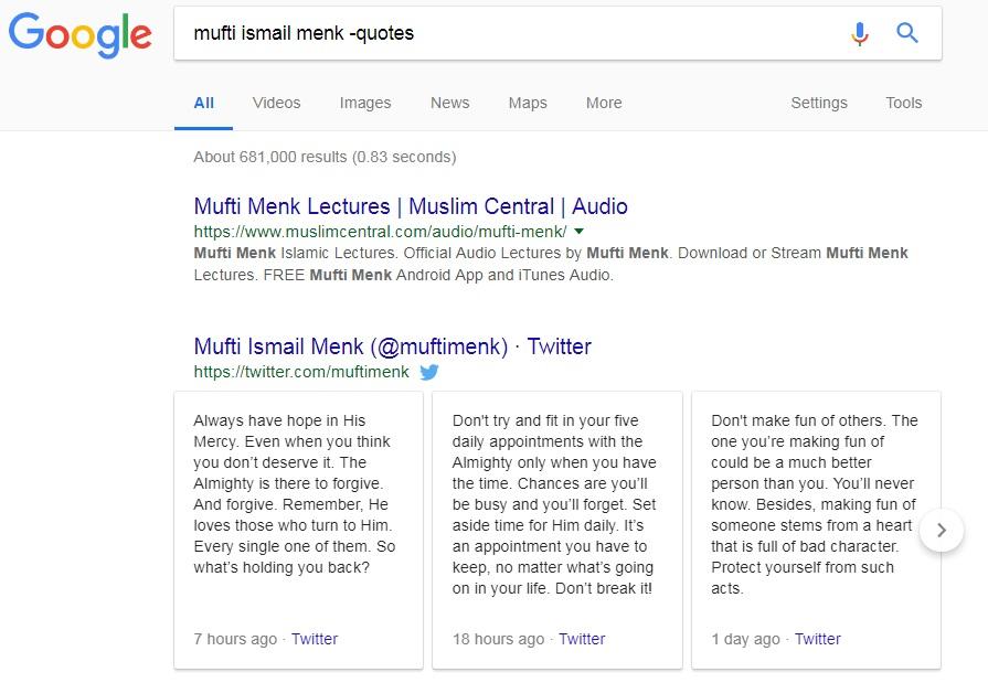 panduan menggunakan google dengan lebih berkesan carian asas