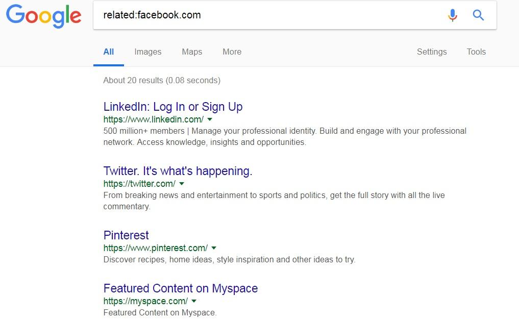 panduan menggunakan google dengan lebih berkesan related