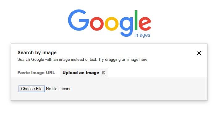 panduan menggunakan google dengan lebih berkesan reverse image search