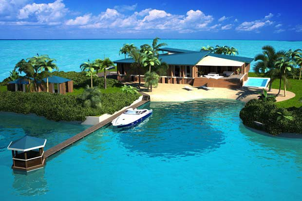 pantai cook islands