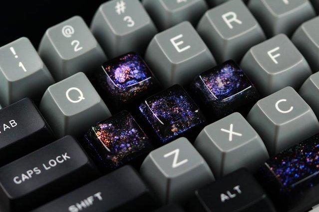 papan kunci galactic keys