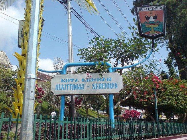 papan tanda seremban di bukittinggi