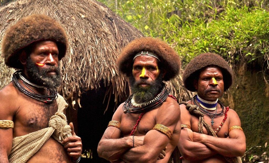 papua new guinea negara paling banyak bahasa