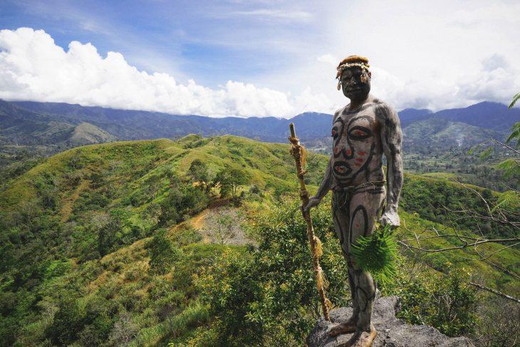 papua new guinea tempat di dunia yang tidak pernah diterokai manusia