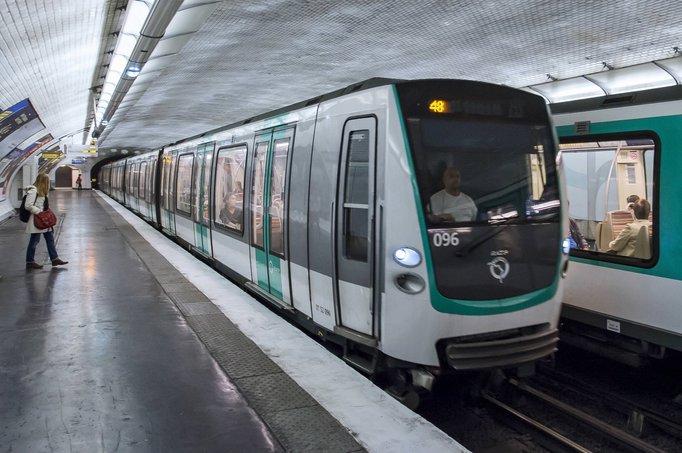 paris m tro sistem kereta api bawah tanah paling besar di dunia