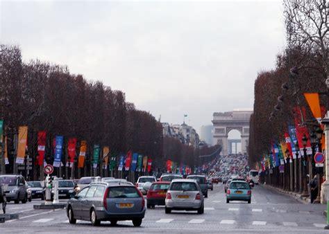 paris trafik paling teruk