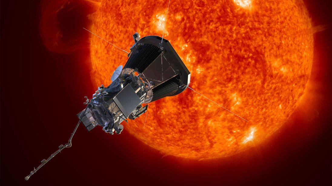parker solar probe 533