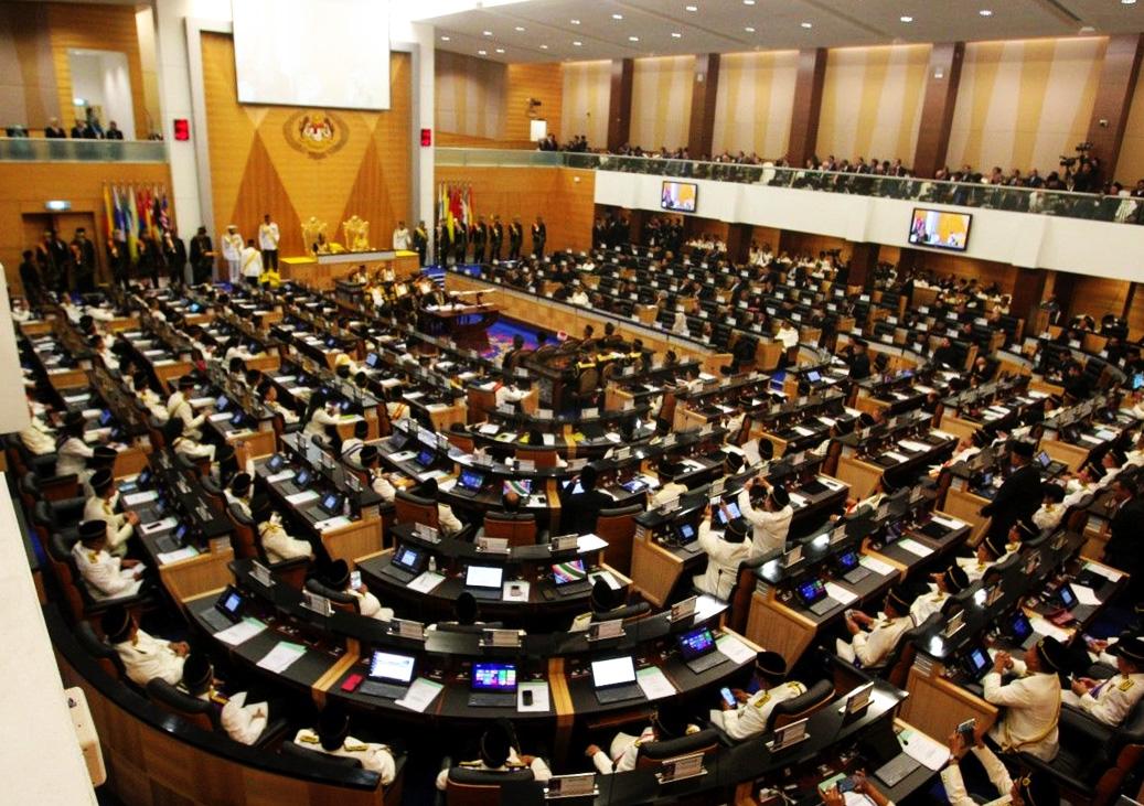 parlimen malaysia negara paling demokratik di dunia