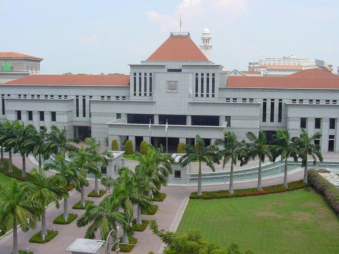 parlimen singapura