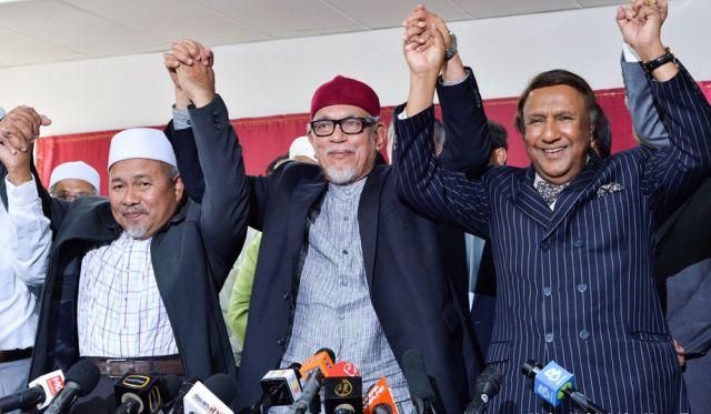 pas menjalinkan kerjasama dengan parti ikatan malaysia ikatan membentuk gagasan sejahtera tahun lalu