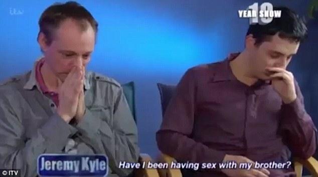 pasangan gay adik beradik jeremy kyle