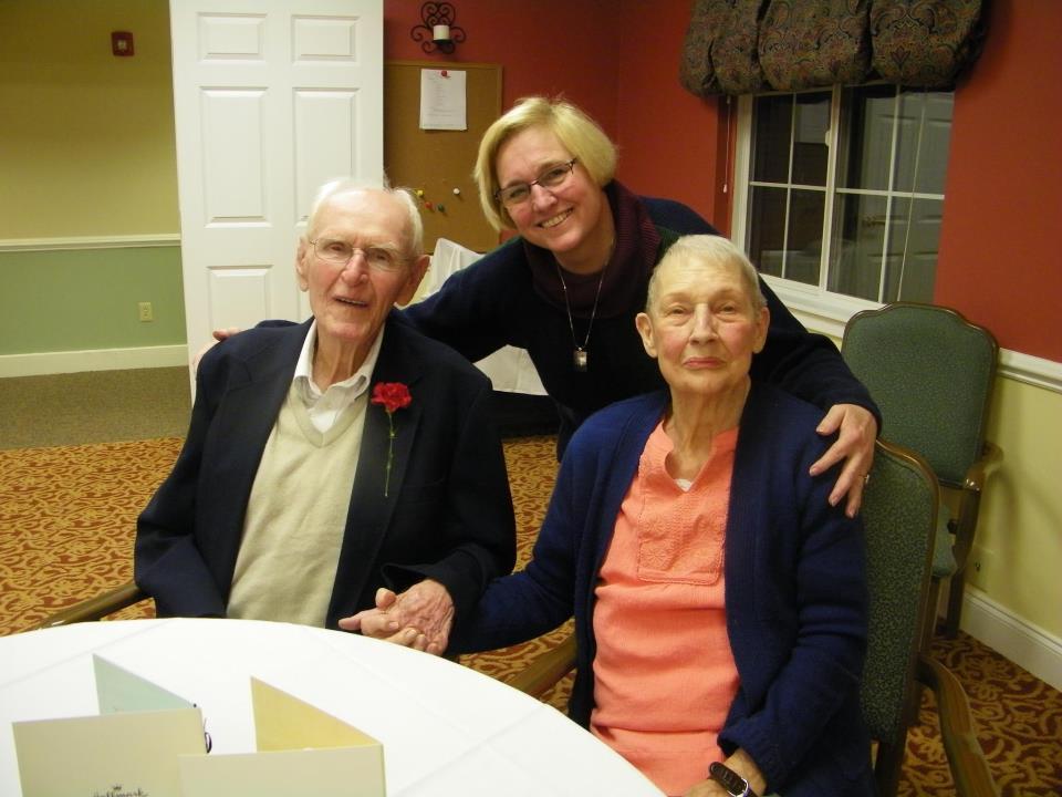 pasangan sweet telah berkahwin selama 70 tahun meninggal pada hari yang sama preble isabell 3