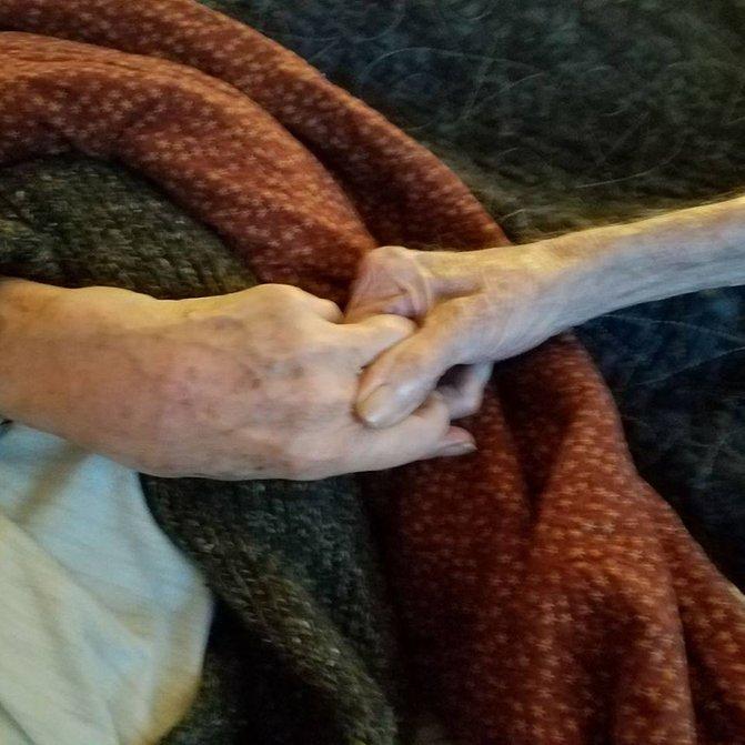pasangan sweet telah berkahwin selama 70 tahun meninggal pada hari yang sama preble isabell 5