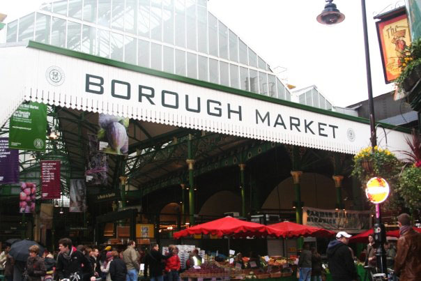 pasar borough london