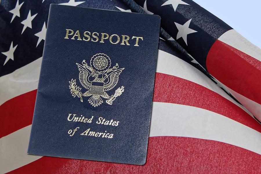 passport amerika