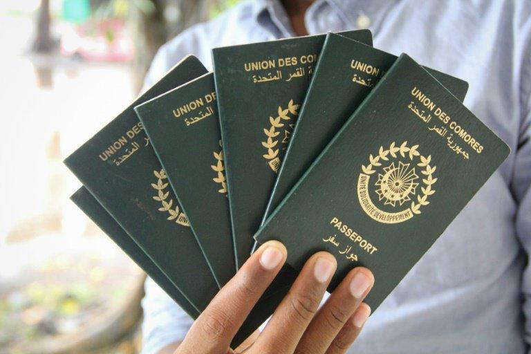 passport murah
