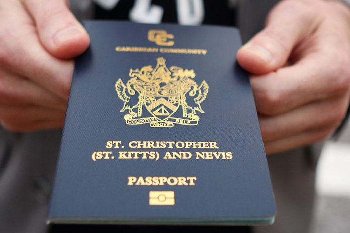 passport saint kitts 810