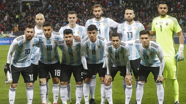 pasukan kebangsaan argentina kulit putih
