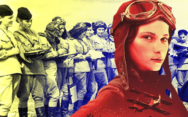 pasukan pengebom wanita soviet night witches