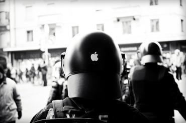 pasukan polis apple