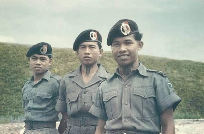 pasukan sarawak rangers