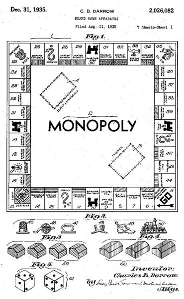 paten monopoly