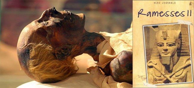 patung arca artifak mesir michael jackson dari zaman firaun ramesses ii