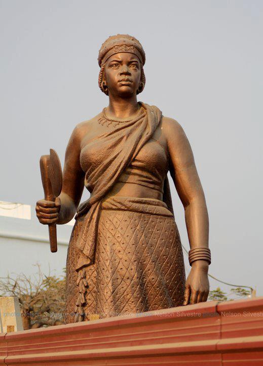 patung ratu nzinga