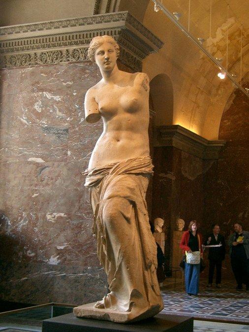 patung venus de milo 8 penemuan barangan purba yang paling bernilai di dunia