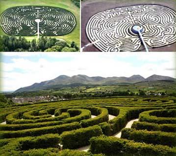 peace maze