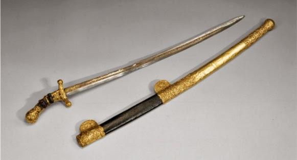 pedang attila
