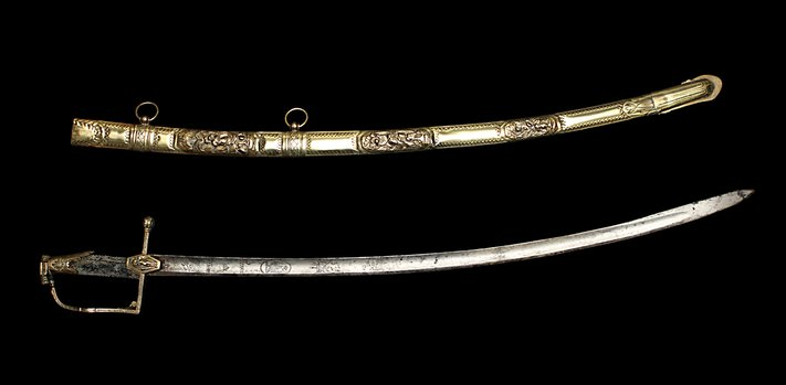 pedang napoleon 578