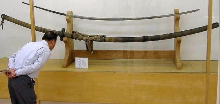 pedang norimitsu odachi