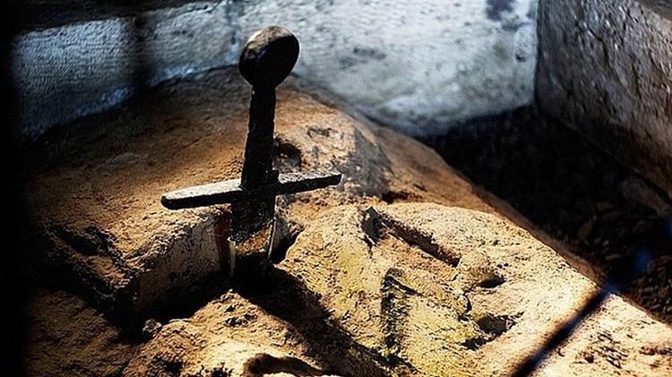 pedang saint galgano