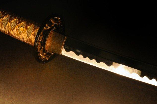 pedang samurai 697