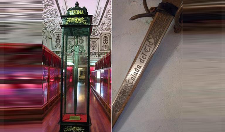 pedang tizona