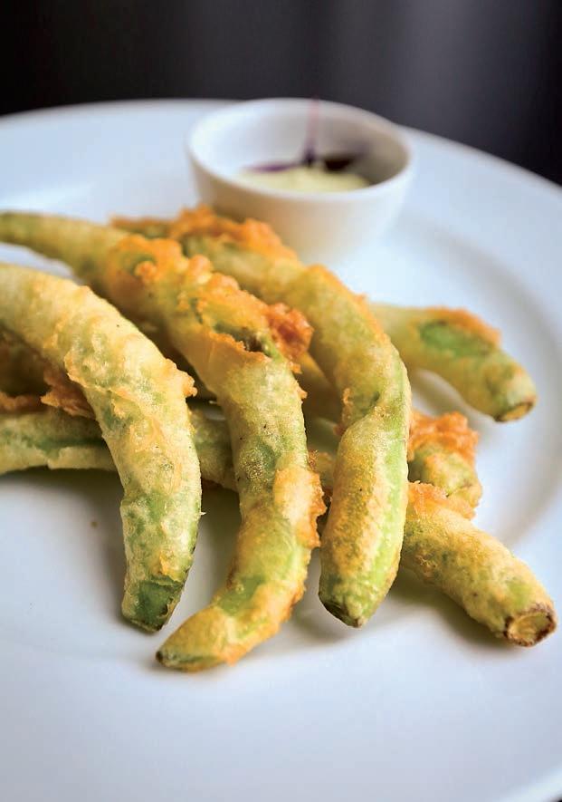 peixinhos da horta makanan portugis merupakan asal usul tempura