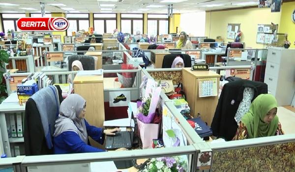 pejabat sektor awam