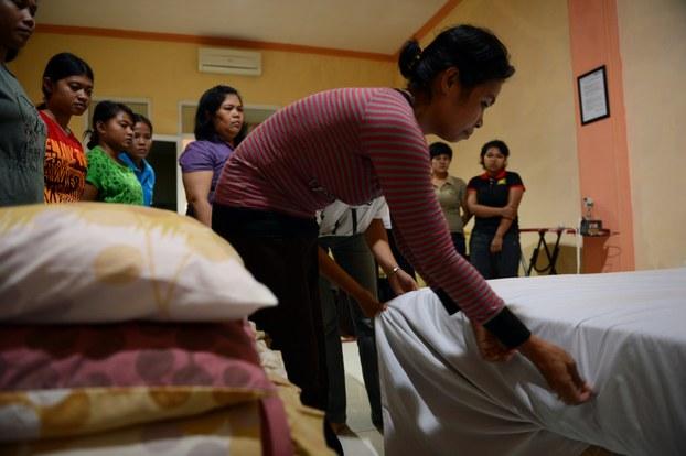 pekerja asing indonesia sebagai pembantu rumah