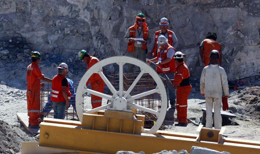 pekerja di chile