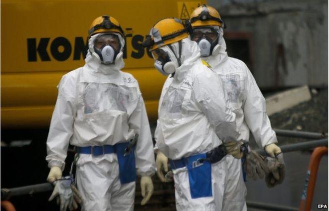 pekerja nuklear