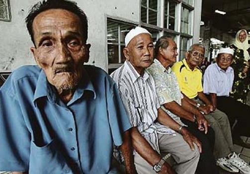 pekerja pencen malaysia