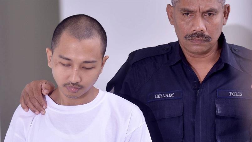 pekerja resort di pulau pangkor ke tali gantung akibat kes bunuh 1