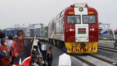 pelaburan strategik china di afrika